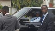 Is a Governor driving himself such a big deal? SSA to the Kogi State Governor thinks so! (photos)