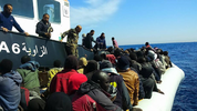Photos: 30 African migrants dead, 500 rescued as EU-bound boats capsizes off Libya shores