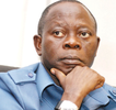 Those calling for sack of CBN Governor are Palm Wine drinkers – Oshiomhole