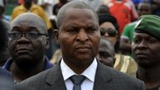 New Central Africa president takes on a country in ruins