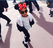 Footballer, Jude Ighalo, shares lovely photos of his daughter as she turns 2 years old today