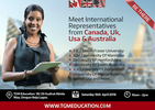 Meet and get spot Admissions to study in the UK, USA, Canada & Australia this September