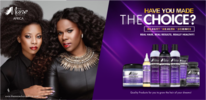 Join #TeamManeChoice on your journey to beautiful, natural, healthy hair!