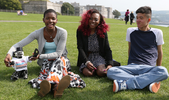 Study at PUIC and Plymouth University, UK! Meet one of our reps in Abuja, Lagos & Port Harcourt