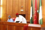 Give those who didn't vote for you a chance- Saraki appeals to Buhari