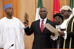 """Ohaneze youths kick against arraignment of Saraki/Ekweremadu, says their """"son"""" should not be unduly humiliated & embarrassed"""
