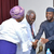 General Overseer of Deeper Life Bible Ministry, Pastor W. Kumuyi pays a courtesy visit to VP Osinbajo (Photos)