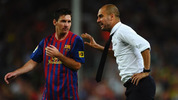Signing Messi is impossible- New Man City coach Pep Guardiola says