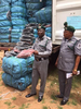 Photos: Nigeria Customs impounds over N1.3 Billion worth of contraband goods in six months
