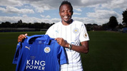 Leicester's record £16m buy Ahmed Musa dreams of being a Premier league legend like Kanu Nwankwo