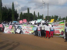 Photos: Protests in Kaduna State against Religious Extremism