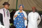 Rotimi Amaechi, Hadiza Bala Usman attend the commissioning of Command,Control, Comminication System at NPA