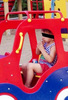 Shocking photos show 5yr old boy smoking & drinking can of beer in playground