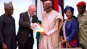 Buhari challenges FIFA on reforms, warns NFF