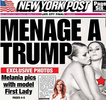 The New York Post releases another racy photo of Melania Trump