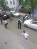 Video/photos: Shocking moment gang of youths in London attack police officers in broad daylight but the police still don't shoot