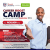 Get that dream job @ Growth Academy Career Boost Camp 2016