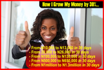 How to grow your money by 30% every 30 days – Guaranteed