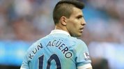 Aguero to miss Manchester derby after three-game ban