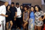 Alexx Ekubo, Belinda Effah, Eddie Watson , Ik Ogbonna, Elenu & others attend actress Victoria Egbuchere's birthday party