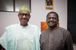 My income was cut by one-third, I go hungry too- Femi Adesina says in new article