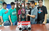 Photo: Nigerian drug gang member busted after stakeout in Bangkok, Thailand