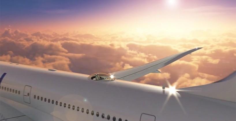 Aircraft SkyDeck Option 2 - Windspeed Technologies - YouTube
