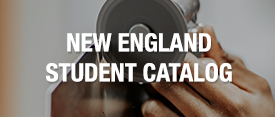 new england student catalog