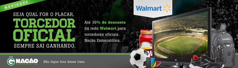 Confira os descontos do Walmart!