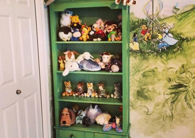 Perfect Place for Little One's Toys