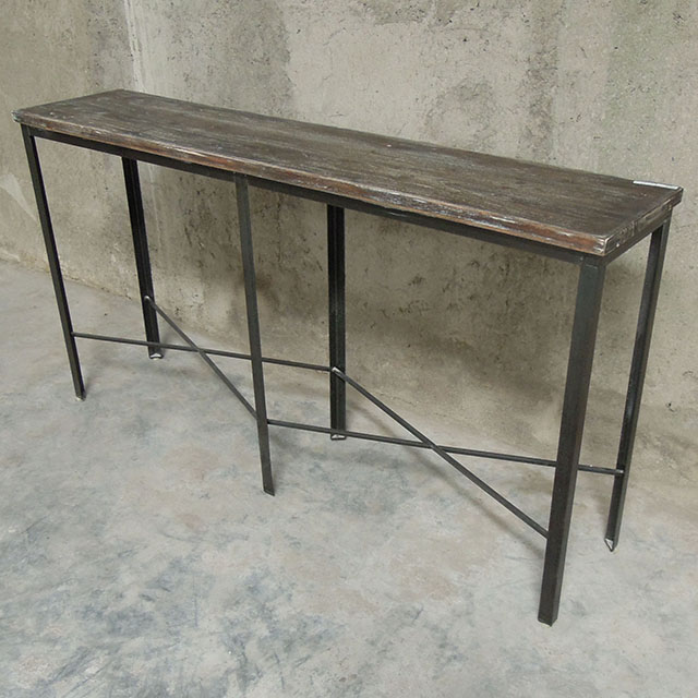 Merveilleux Narrow Console Table