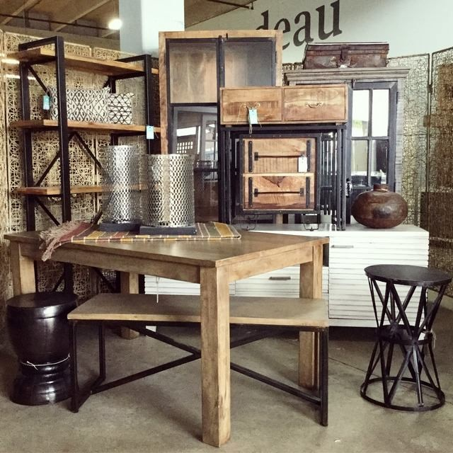 Nadeau Industrial Furniture Nadeau Dallas