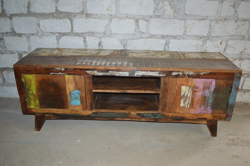 reclaimed wood tv stand Reclaimed Wood Tv Stand   Nadeau Louisville reclaimed wood tv stand