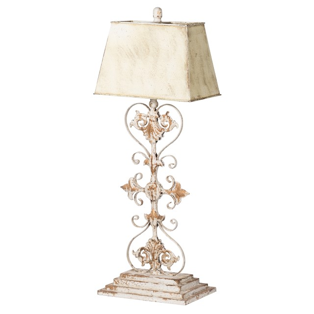 Merveilleux French Table Lamp