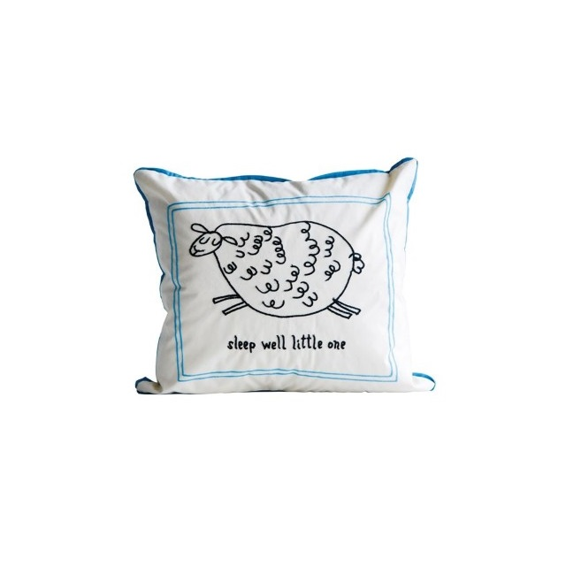 Sleep Well Little One Pillow Nadeau Chattanooga