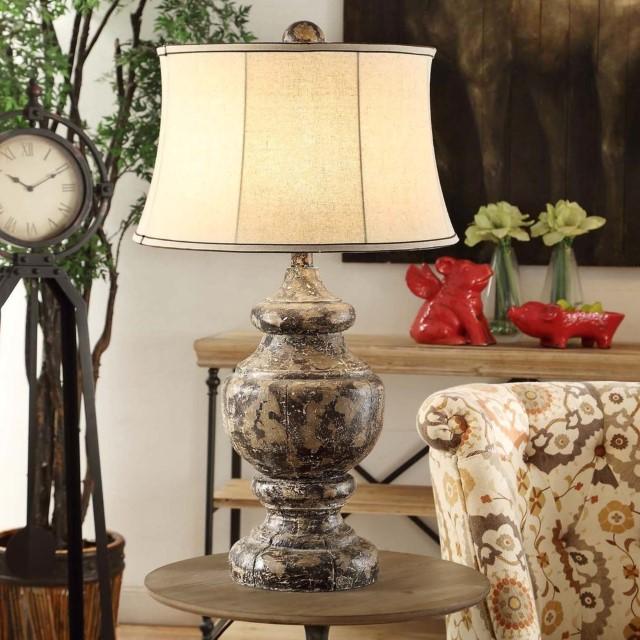 Antique Table Lamp Nadeau Little Rock