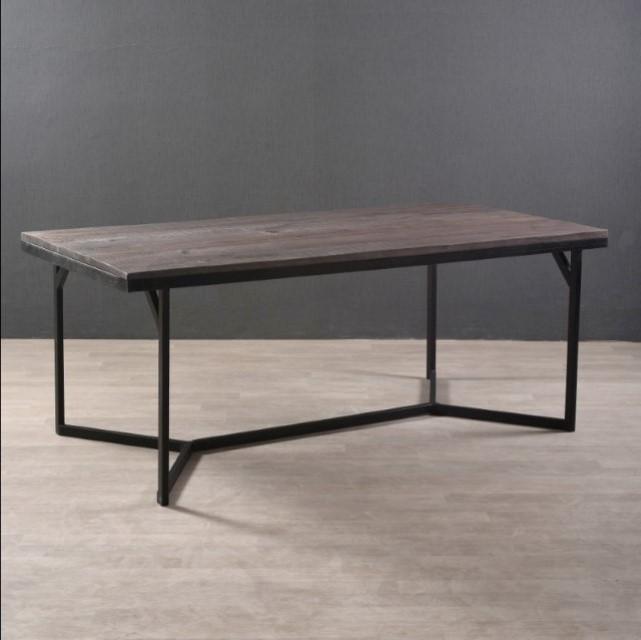 dining table nadeau atlanta. Black Bedroom Furniture Sets. Home Design Ideas