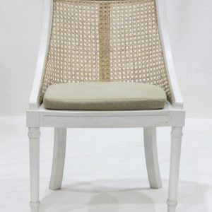 Etonnant Arm Chair With Cane Back