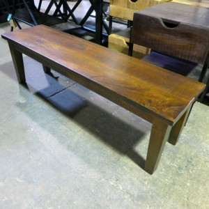 Awesome Wood Bench With Tapered Leg Caraccident5 Cool Chair Designs And Ideas Caraccident5Info