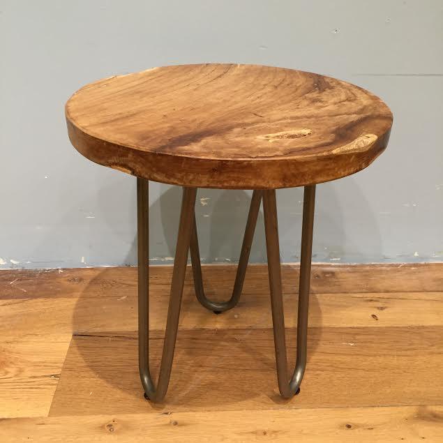 Tripod Side Table Nadeau Alexandria