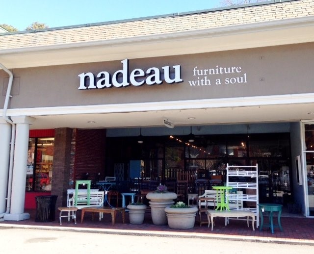 Nadeau Furniture With A Soul Store Buckhead Atlanta Best Custom