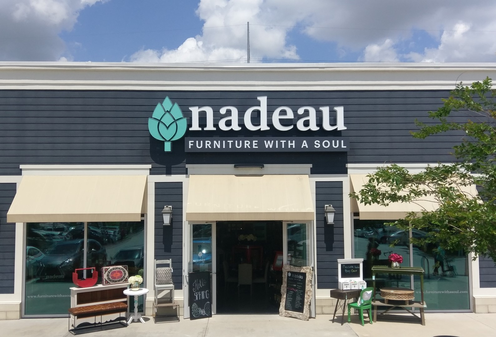 Nadeau - Furniture with a Soul - Baton Rouge