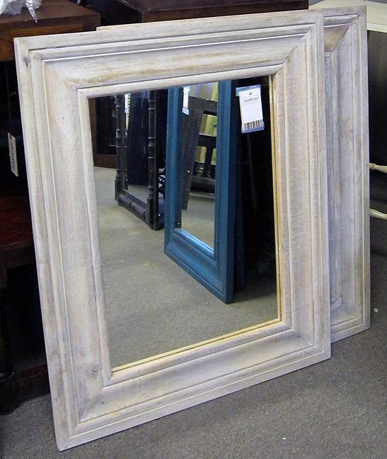 Molded Frame Mirror Nadeau Charleston