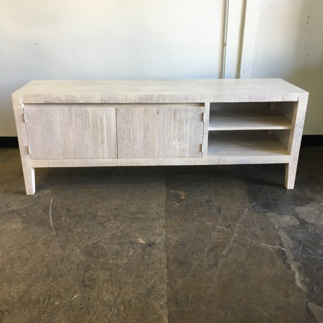 Tv Stand With Shelves Nadeau Charleston