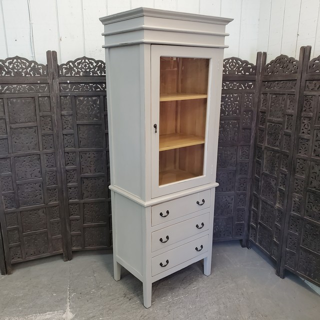Wardrobe With Three Drawers Nadeau Charlotte