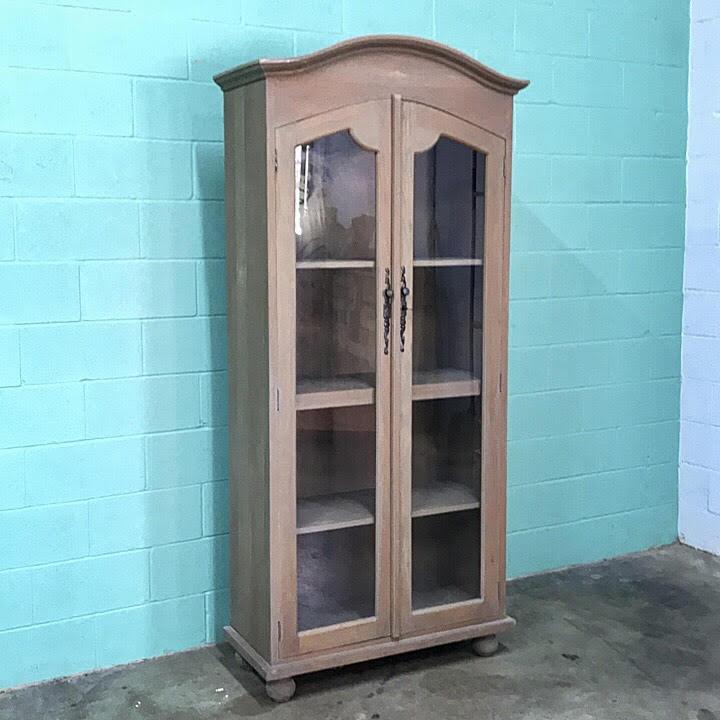 Arch Top Display Cabinet Nadeau Dallas