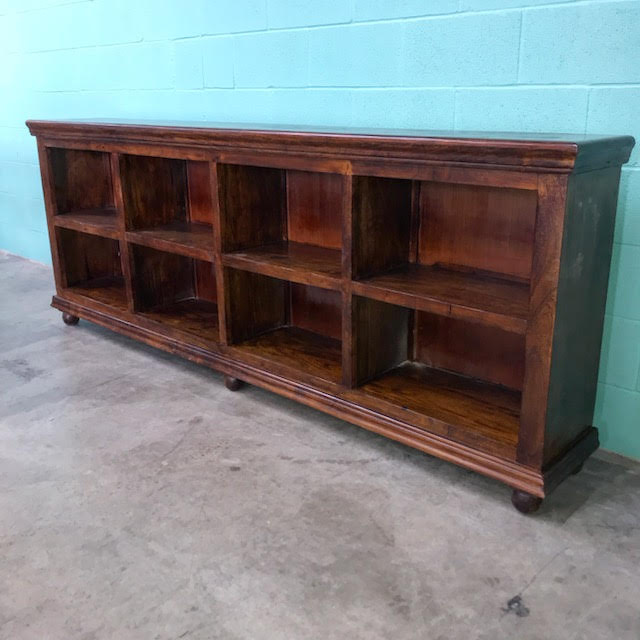 Low Bookcase With Eight Openings Nadeau Dallas