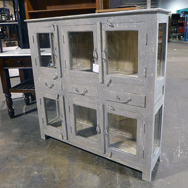 Kitchen Cabinets Chattanooga Tn: Glass Door Cabinet