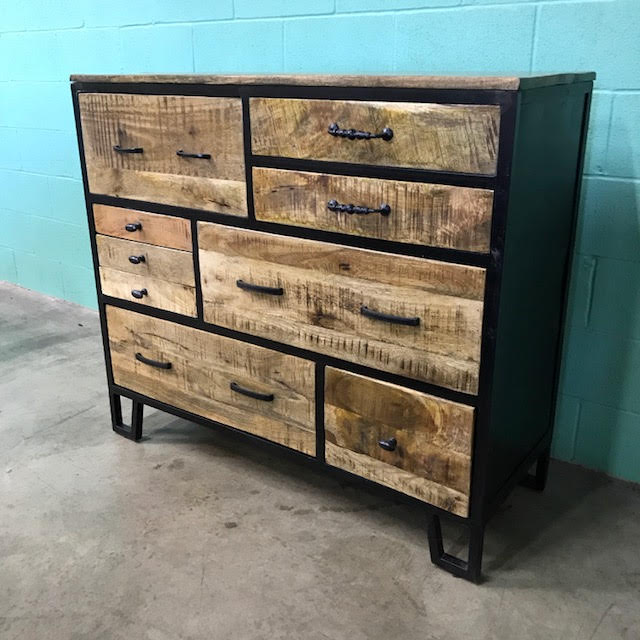 Iron And Wood Dresser Nadeau Dallas