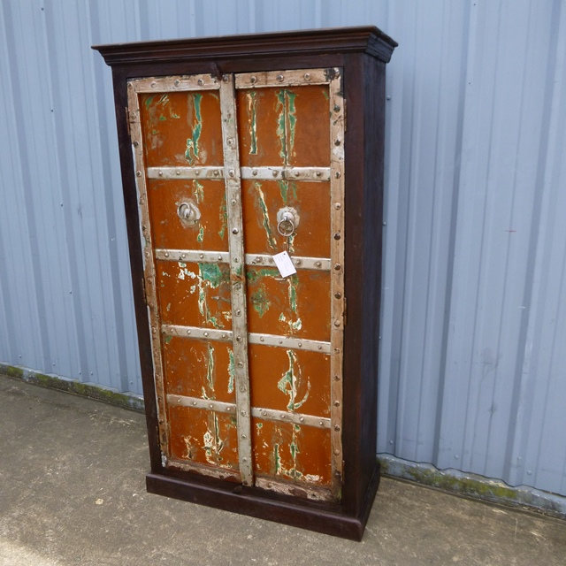 Old Door Cabinet Nadeau Houston